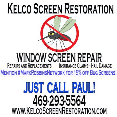 JUST CALL PAUL!  469-293-5564