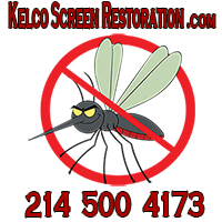 Kelco Screen Restoration Logo